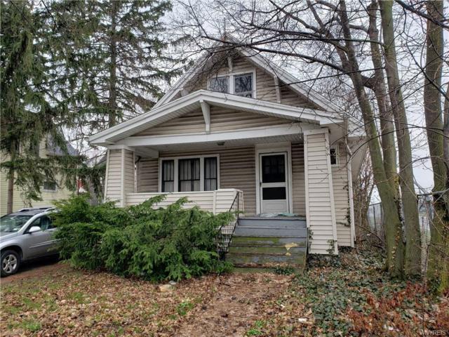 58 Birch Place, Buffalo, NY 14215 (MLS #B1201500) :: Robert PiazzaPalotto Sold Team