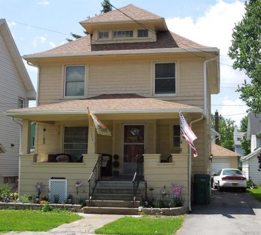 7 Kingsbury Avenue, Batavia-City, NY 14020 (MLS #B1201609) :: Robert PiazzaPalotto Sold Team