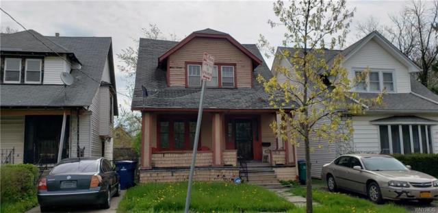 669 Northumberland Avenue, Buffalo, NY 14215 (MLS #B1201684) :: Robert PiazzaPalotto Sold Team