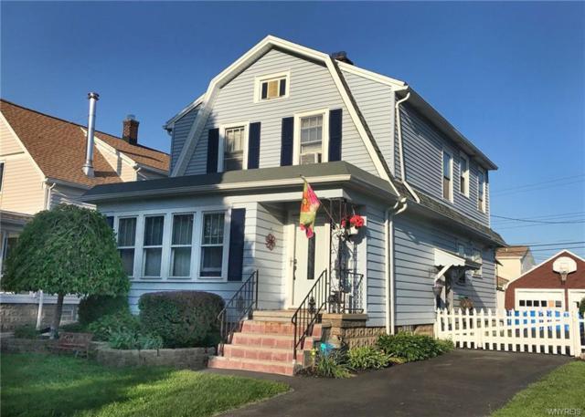 53 Chamberlin Drive, West Seneca, NY 14210 (MLS #B1201877) :: The Glenn Advantage Team at Howard Hanna Real Estate Services