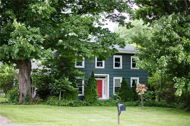 7676 Route 237, Byron, NY 14422 (MLS #B1201941) :: Robert PiazzaPalotto Sold Team