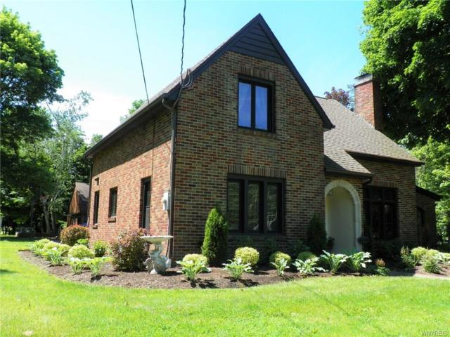 9705 Clarence Center Road, Clarence, NY 14032 (MLS #B1202150) :: Updegraff Group