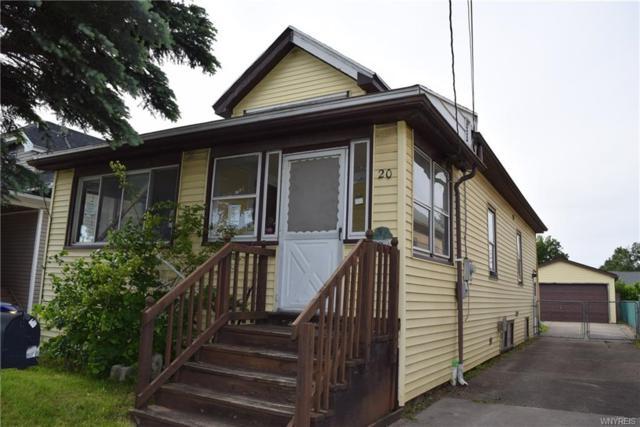 20 Amber Street, Buffalo, NY 14220 (MLS #B1202170) :: Updegraff Group
