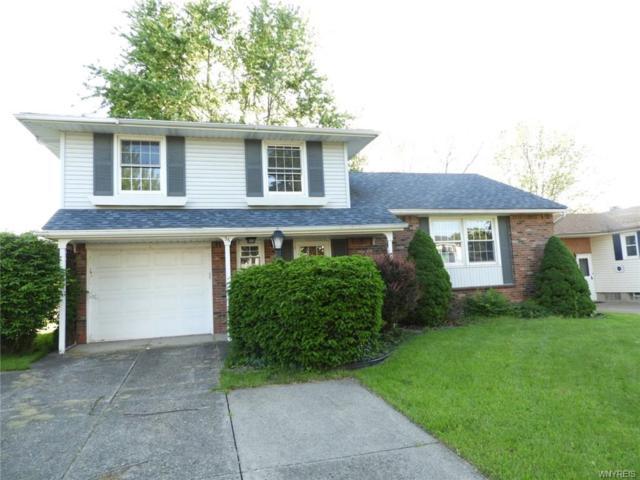 36 Eileen Court, Cheektowaga, NY 14227 (MLS #B1202185) :: BridgeView Real Estate Services