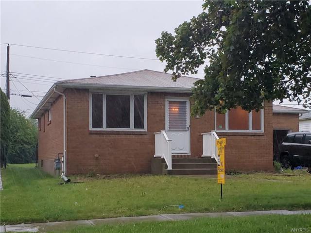 246 Evane Drive, Cheektowaga, NY 14043 (MLS #B1202314) :: MyTown Realty