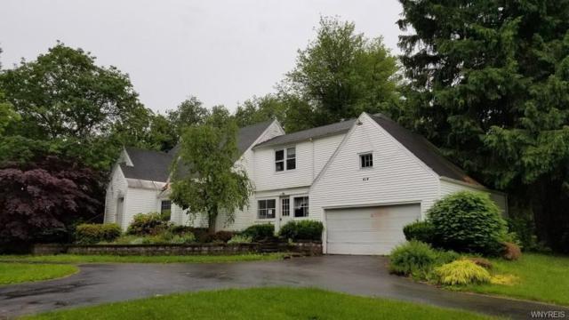 414 Two Rod Road, Alden, NY 14004 (MLS #B1202430) :: The Glenn Advantage Team at Howard Hanna Real Estate Services