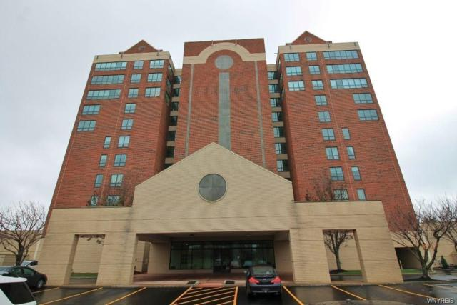 200 Lakefront Boulevard #206, Buffalo, NY 14202 (MLS #B1202512) :: Updegraff Group