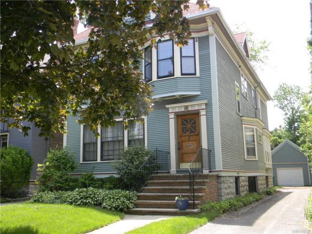 144 Lexington Avenue, Buffalo, NY 14222 (MLS #B1202543) :: The Glenn Advantage Team at Howard Hanna Real Estate Services
