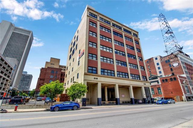 210 Ellicott Street #704, Buffalo, NY 14203 (MLS #B1203562) :: The Chip Hodgkins Team