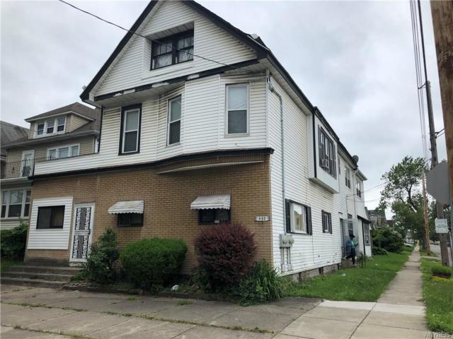 590 Wyoming Avenue, Buffalo, NY 14215 (MLS #B1203572) :: The Glenn Advantage Team at Howard Hanna Real Estate Services