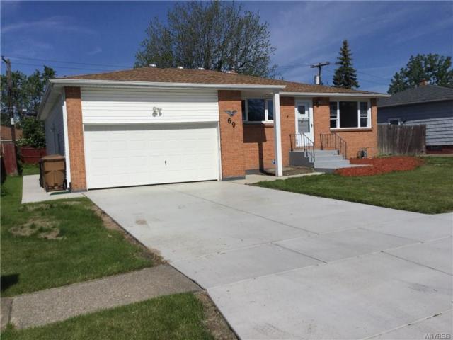 69 Bernice Drive, Cheektowaga, NY 14225 (MLS #B1203903) :: The Glenn Advantage Team at Howard Hanna Real Estate Services