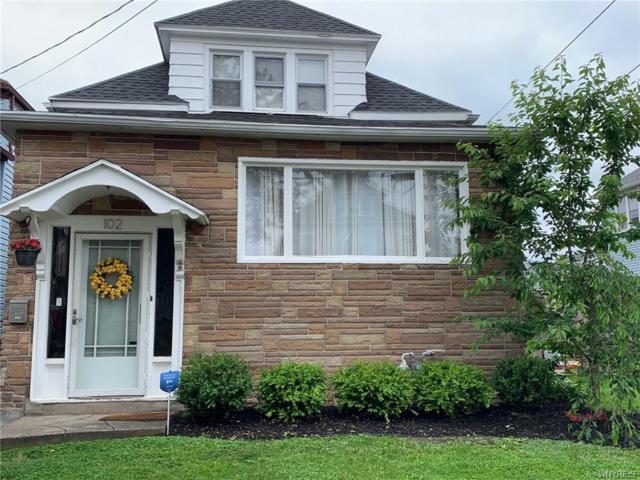 102 Haller Avenue, Cheektowaga, NY 14211 (MLS #B1204049) :: The Glenn Advantage Team at Howard Hanna Real Estate Services