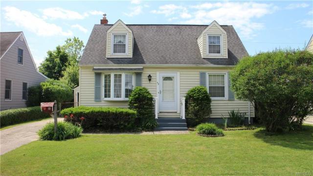 49 Lyman Avenue, Cheektowaga, NY 14225 (MLS #B1204064) :: The Glenn Advantage Team at Howard Hanna Real Estate Services