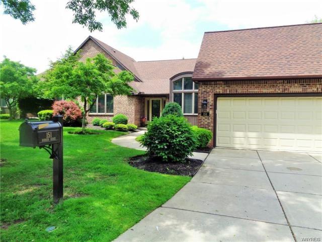 151 Hidden Ridge, Amherst, NY 14221 (MLS #B1204128) :: The Glenn Advantage Team at Howard Hanna Real Estate Services