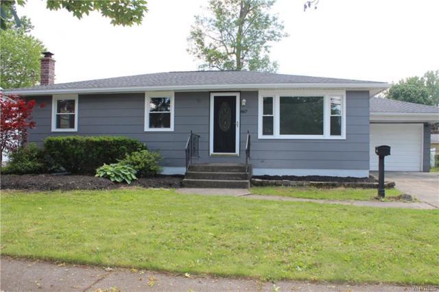 867 Remington Drive, North Tonawanda, NY 14120 (MLS #B1204162) :: Updegraff Group