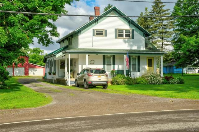 12060 Savage Road, Sardinia, NY 14030 (MLS #B1204254) :: The Chip Hodgkins Team