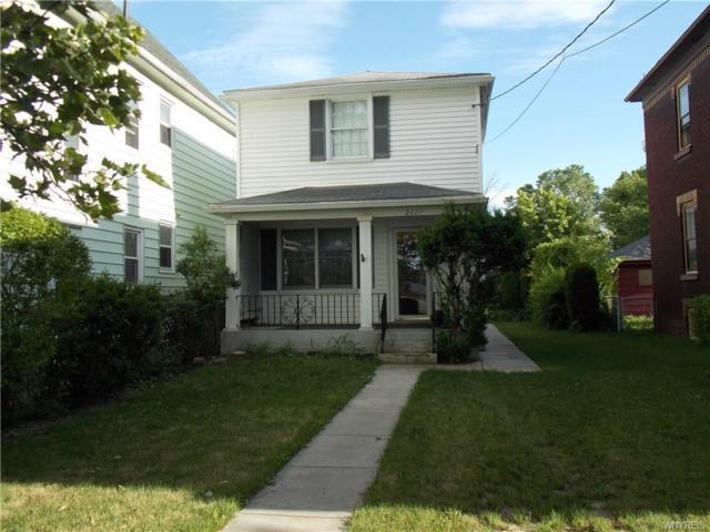 2427 Welch Avenue, Niagara Falls, NY 14303 (MLS #B1204779) :: Updegraff Group