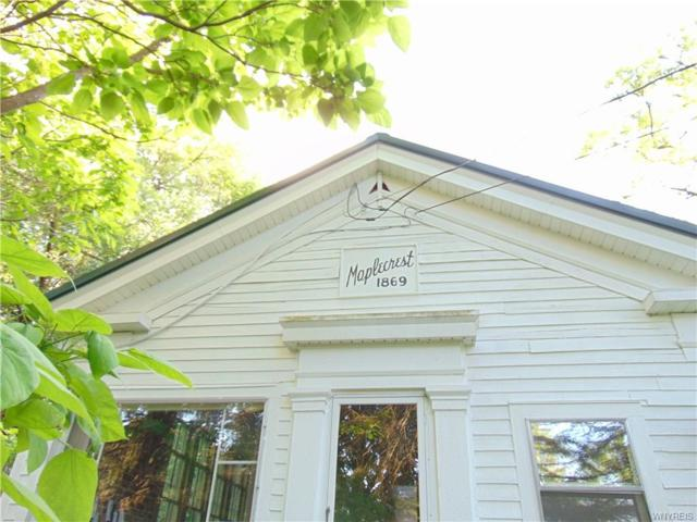 8308 Hunters Creek Road, Holland, NY 14080 (MLS #B1204939) :: MyTown Realty