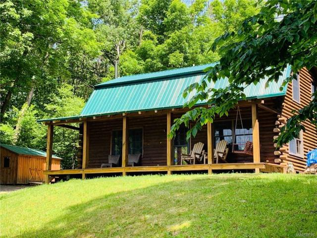 6926 Ridge Road, Ellicottville, NY 14731 (MLS #B1206353) :: The Rich McCarron Team