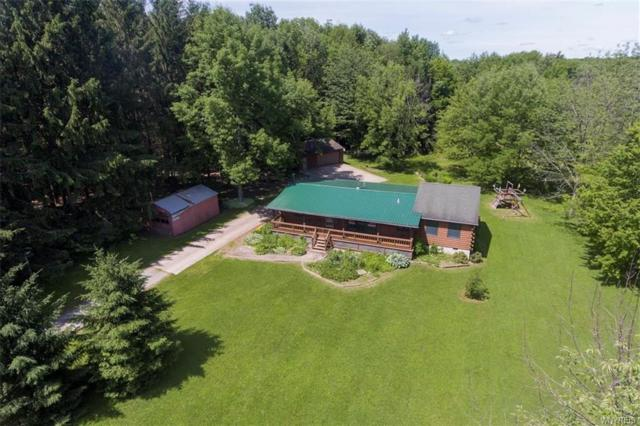 6680 Maple Hill Road, Wales, NY 14139 (MLS #B1206730) :: 716 Realty Group