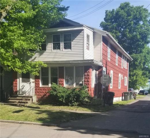 138 Thompson Street, North Tonawanda, NY 14120 (MLS #B1206803) :: Robert PiazzaPalotto Sold Team