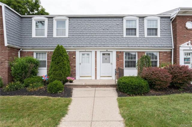 55 Oakbrook Drive H, Amherst, NY 14221 (MLS #B1207194) :: MyTown Realty