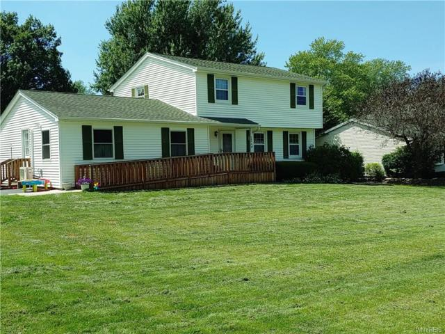 4846 Middleton Drive, Lockport-Town, NY 14094 (MLS #B1207372) :: Robert PiazzaPalotto Sold Team