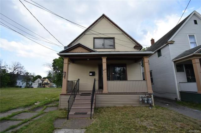615 Goodyear Avenue, Buffalo, NY 14211 (MLS #B1208451) :: MyTown Realty