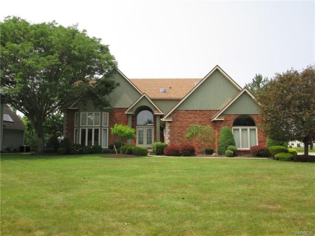 6137 S Bridlewood Drive S, Clarence, NY 14051 (MLS #B1209053) :: Robert PiazzaPalotto Sold Team