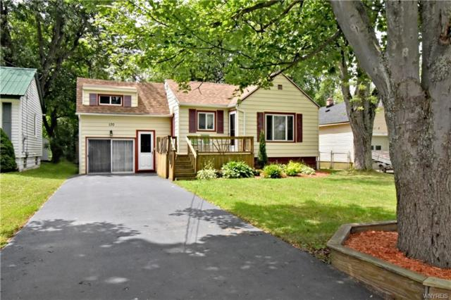 130 Reppien Place, Orchard Park, NY 14127 (MLS #B1209165) :: The Rich McCarron Team