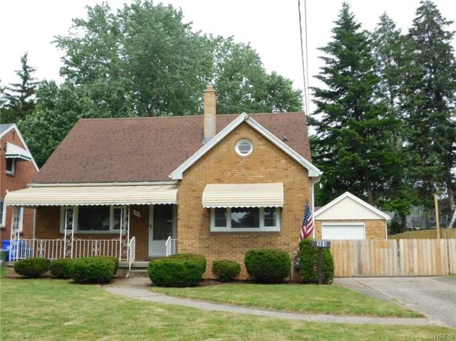 161 Willowdale Drive, West Seneca, NY 14224 (MLS #B1209204) :: MyTown Realty