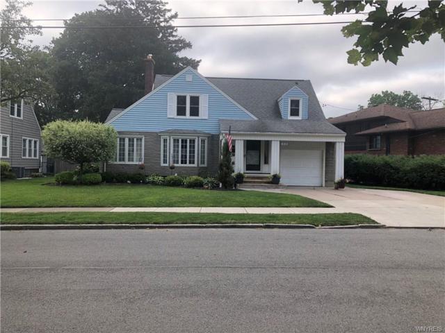 4811 Terrace Drive, Niagara Falls, NY 14305 (MLS #B1209366) :: Robert PiazzaPalotto Sold Team