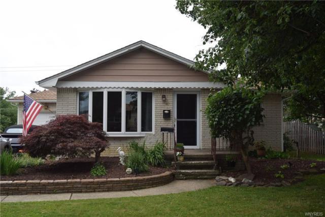 40 Muriel Drive, West Seneca, NY 14224 (MLS #B1209616) :: Robert PiazzaPalotto Sold Team