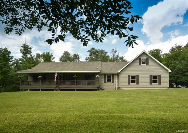 5058 Canada Hill Road, Ashford, NY 14101 (MLS #B1209681) :: 716 Realty Group