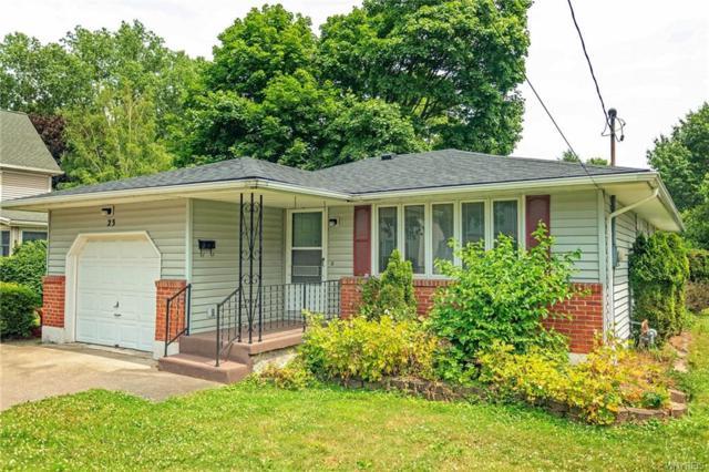 23 Franklin St Street, Batavia-City, NY 14020 (MLS #B1209808) :: MyTown Realty