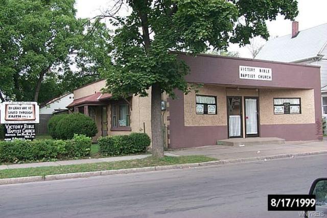 1110 19 Street, Niagara Falls, NY 14301 (MLS #B1209820) :: Robert PiazzaPalotto Sold Team