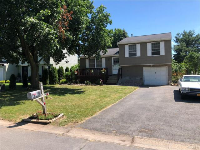 6946 Northview Drive, Lockport-Town, NY 14094 (MLS #B1209867) :: Robert PiazzaPalotto Sold Team