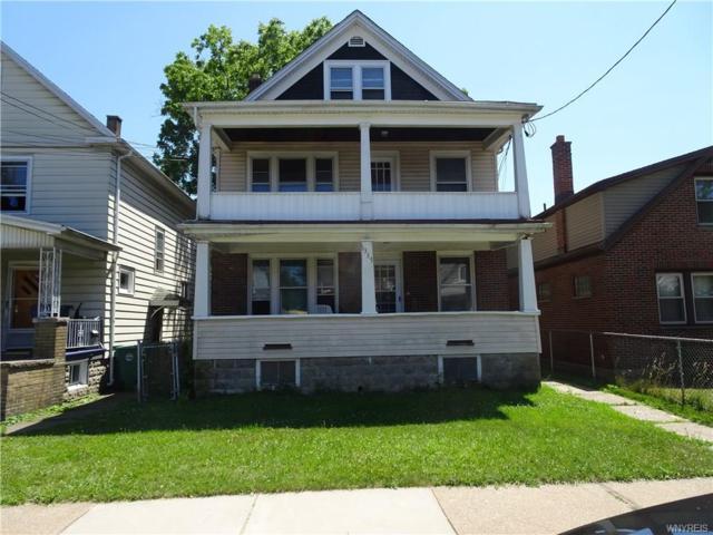 1337 La Salle Avenue, Niagara Falls, NY 14301 (MLS #B1210065) :: Robert PiazzaPalotto Sold Team