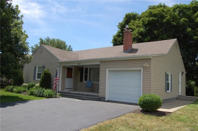 220 Haussauer Road, Amherst, NY 14068 (MLS #B1210336) :: Updegraff Group
