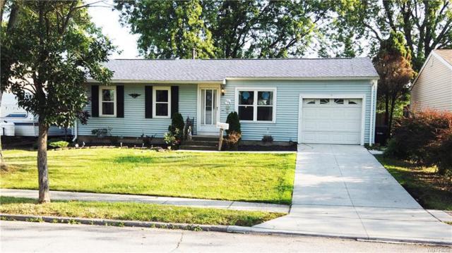 334 Desmond Drive, Tonawanda-Town, NY 14150 (MLS #B1210633) :: Robert PiazzaPalotto Sold Team