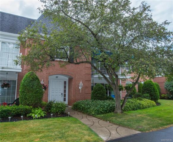 27 Hickory Hill Road G, Amherst, NY 14221 (MLS #B1210653) :: Robert PiazzaPalotto Sold Team