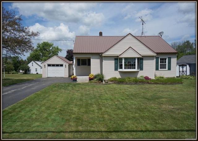 6529 Slayton Settlement Road, Lockport-Town, NY 14094 (MLS #B1211041) :: Robert PiazzaPalotto Sold Team