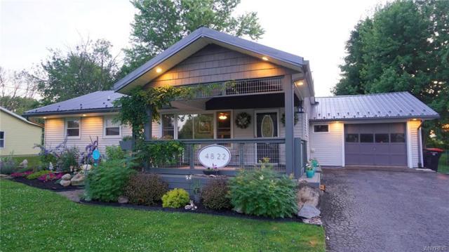 4822 Cottage Road, Royalton, NY 14094 (MLS #B1211215) :: Robert PiazzaPalotto Sold Team