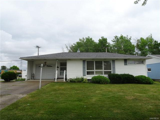373 Evergreen Drive, Tonawanda-Town, NY 14150 (MLS #B1211427) :: 716 Realty Group