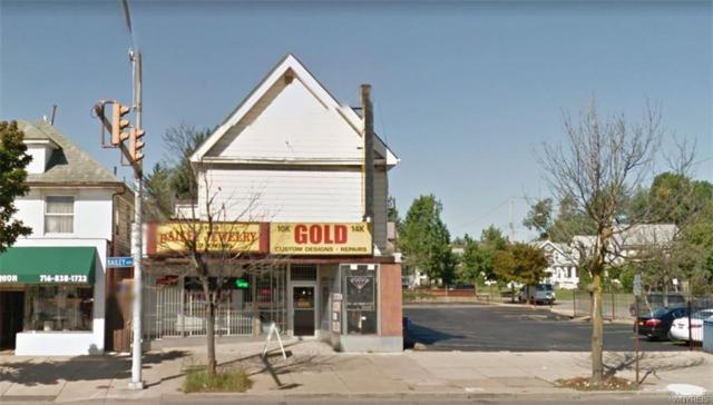 3098 W Bailey Avenue, Buffalo, NY 14215 (MLS #B1211927) :: MyTown Realty