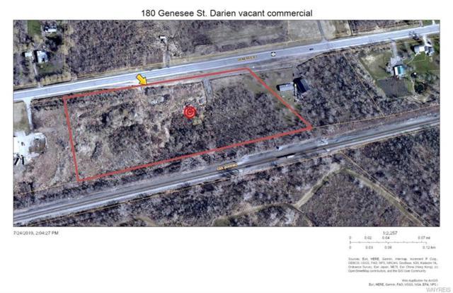 180 Genesee Street, Darien, NY 14036 (MLS #B1212587) :: The Glenn Advantage Team at Howard Hanna Real Estate Services