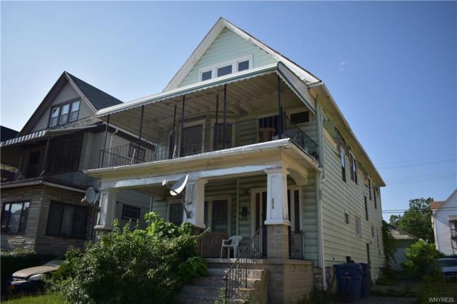 214 E Delavan Avenue, Buffalo, NY 14208 (MLS #B1212616) :: 716 Realty Group