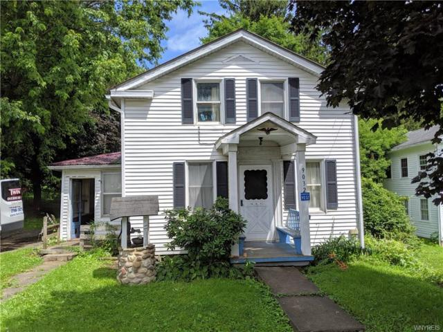 9032 Buffalo Street, Rushford, NY 14777 (MLS #B1213559) :: Robert PiazzaPalotto Sold Team