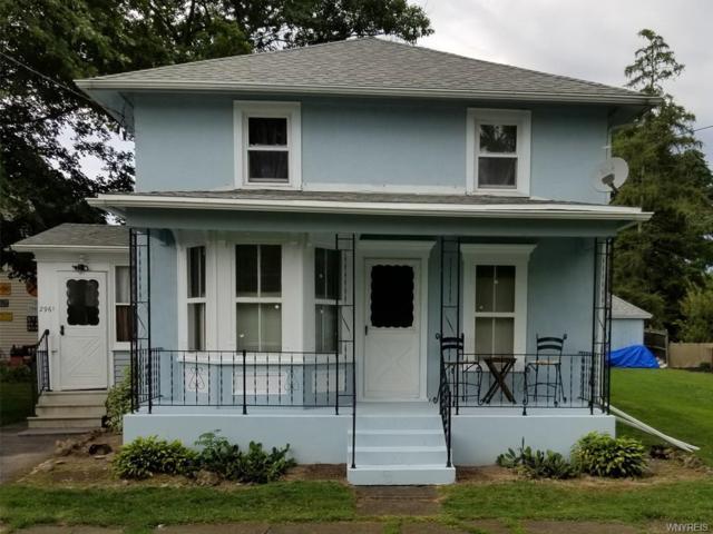 2961 Franklin Street, Cambria, NY 14132 (MLS #B1216625) :: 716 Realty Group