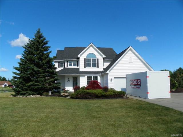 9550 English Ivy Court, Clarence, NY 14032 (MLS #B1217267) :: Updegraff Group